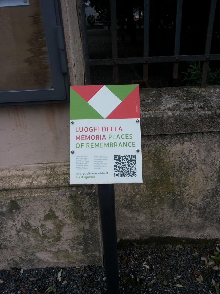 Parco della rimembranza Castagneto